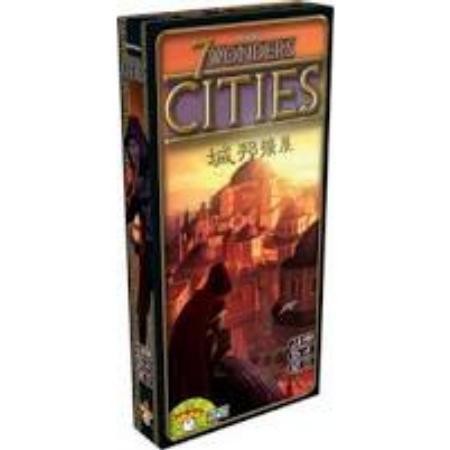 7 Wonders : Cities 七大奇蹟 : 城邦