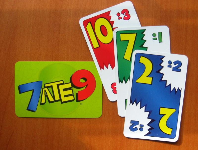 7 ATE 9 (英文版)