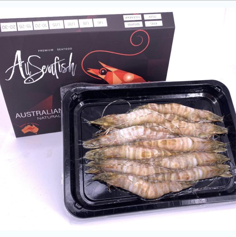 澳洲海捕野生老虎蝦 [300g]