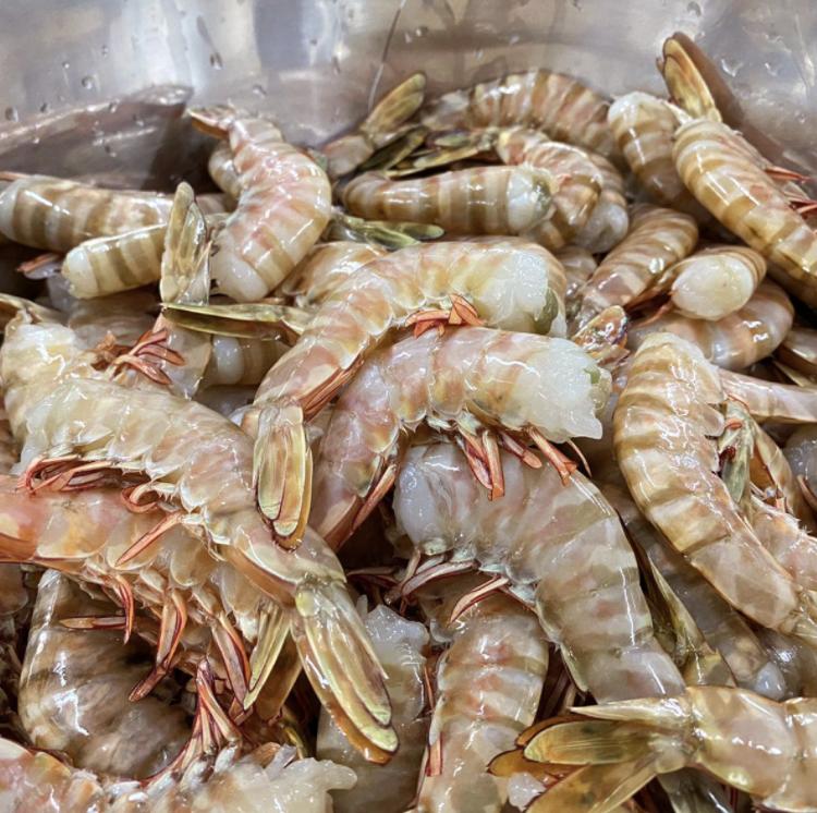 澳洲海捕野生去頭老虎蝦250g(3份)