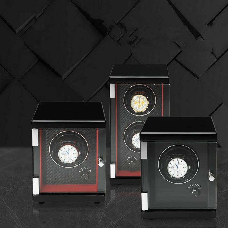 Watch Winder (1-2錶位) 搖錶器 自動旋轉靜音自動上鏈錶盒