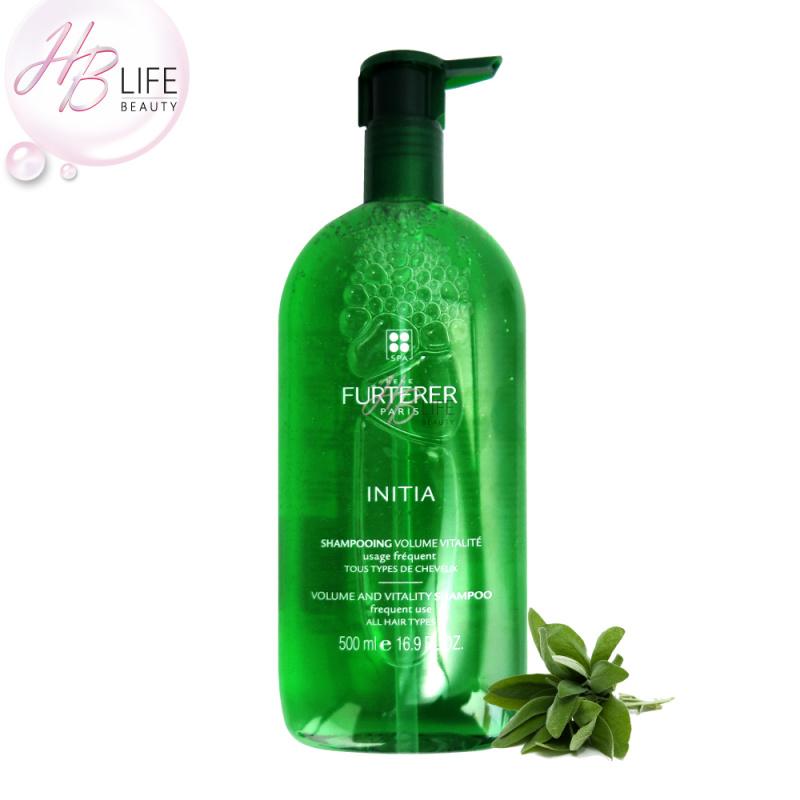 Rene Furterer 法國豐盈活力洗髮水 500毫升 (適合幼細及扁塌髮絲) (綠)