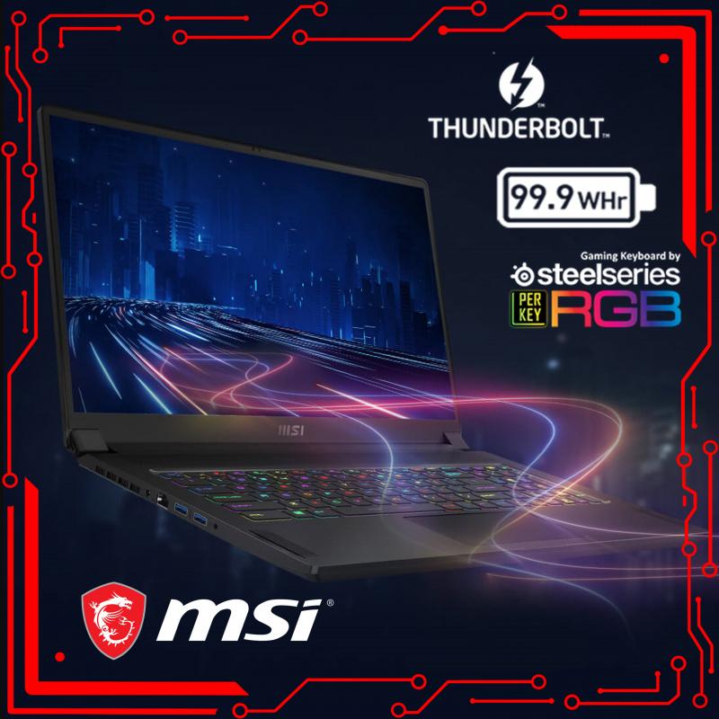 "[預訂] MSI GS76 Stealth 11UH 17.3""極致纖薄電競筆電11th ( i9-11900H / RTX3080 / 4K )"
