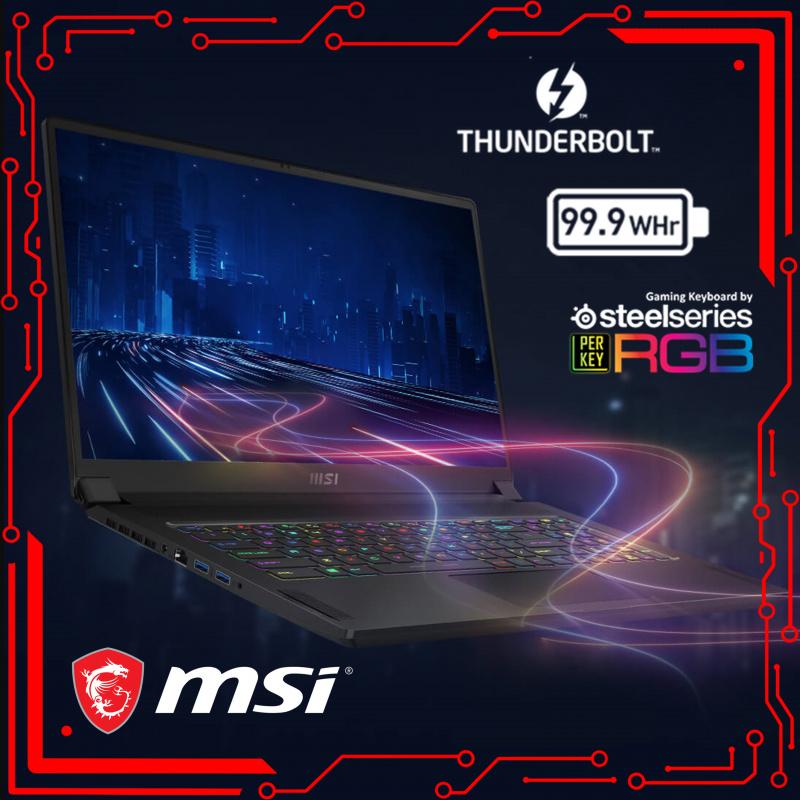 "[預訂] MSI GS66 Stealth 11UG 15.6""極致纖薄電競筆電11th ( i9-11900H / RTX3070 / QHD )"