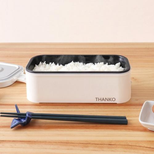 日本Thanko 超高速便當型無火煮食盒