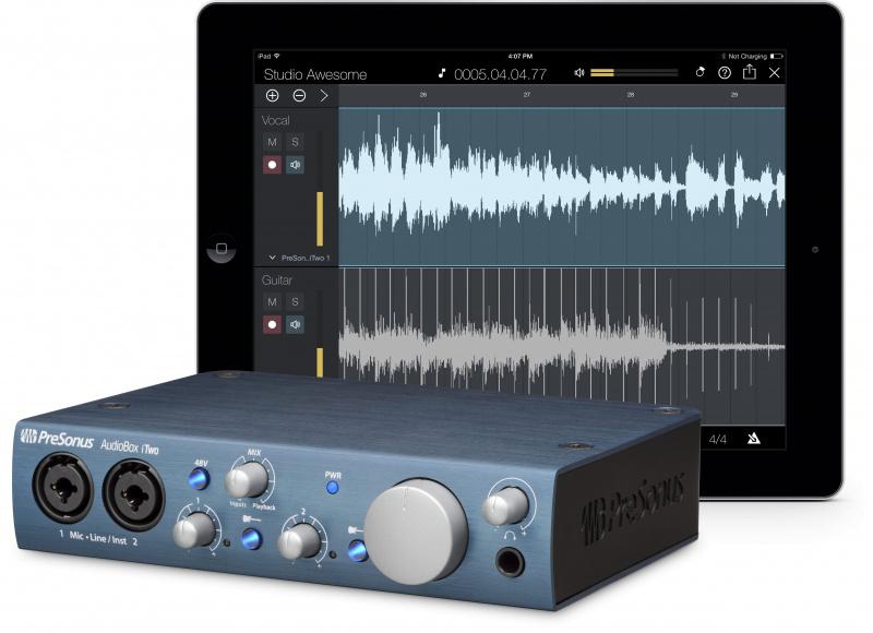 PreSonus AudioBox iTwo USB錄音卡