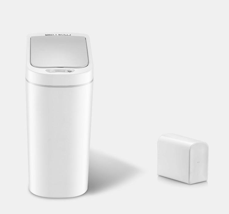 小米有品-NINESTARS防水智慧感應垃圾桶