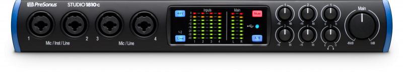 PreSonus Studio 1810c 錄音介面