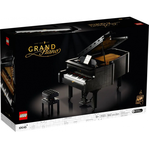 LEGO®Ideas 21323 Grand Piano 演奏鋼琴