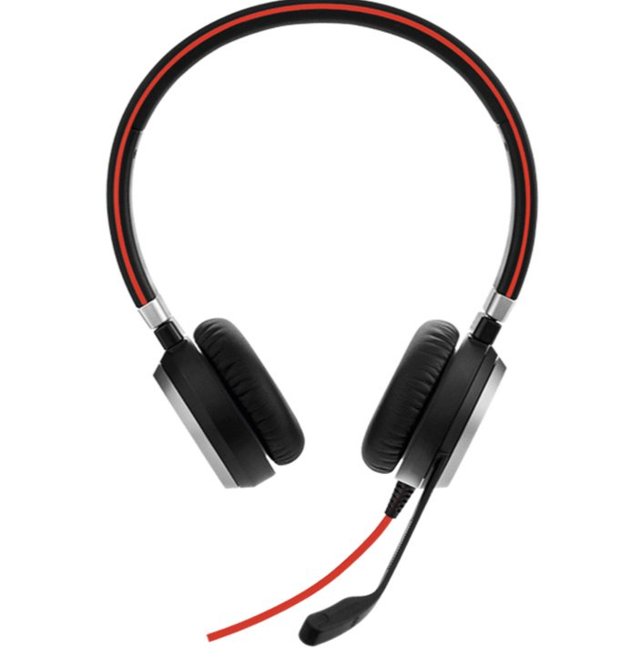 Jabra - Evolve 40 MS&UC 雙兼容 專業耳機
