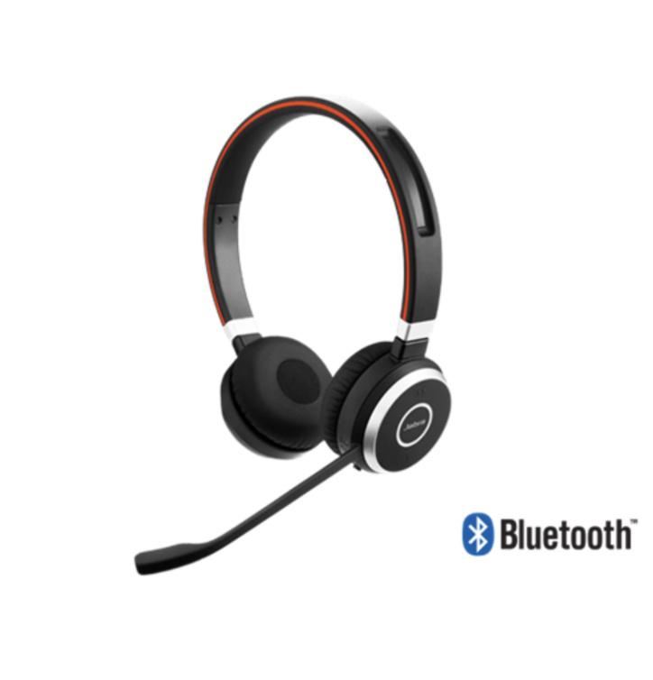 Jabra - Evolve 65 MS&UC 雙兼容 專業耳機