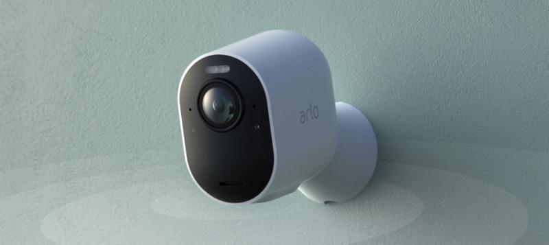 Arlo Ultra 無線網絡攝影機 3 鏡套裝 ( Netgear ) - VMS5340