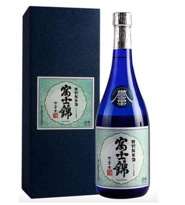 富士錦 特別純米酒誉富士 720ml