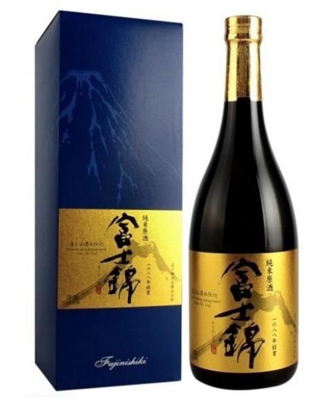 富士錦 純米原酒 720ml
