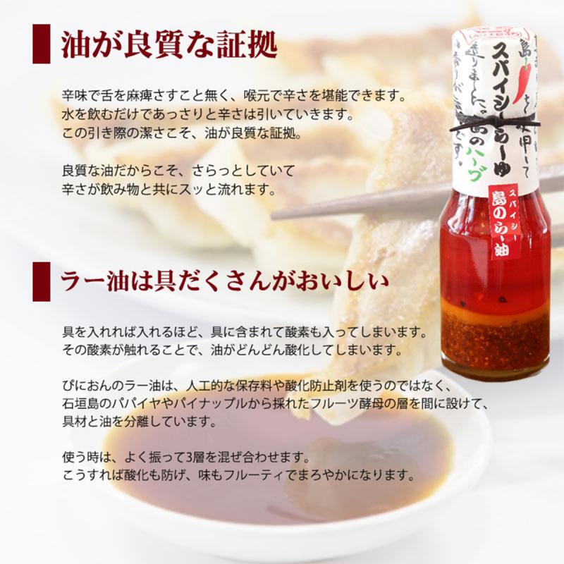 日本【手作工藝】沖繩石垣島 辣椒油 80g【市集世界 - 日本市集】