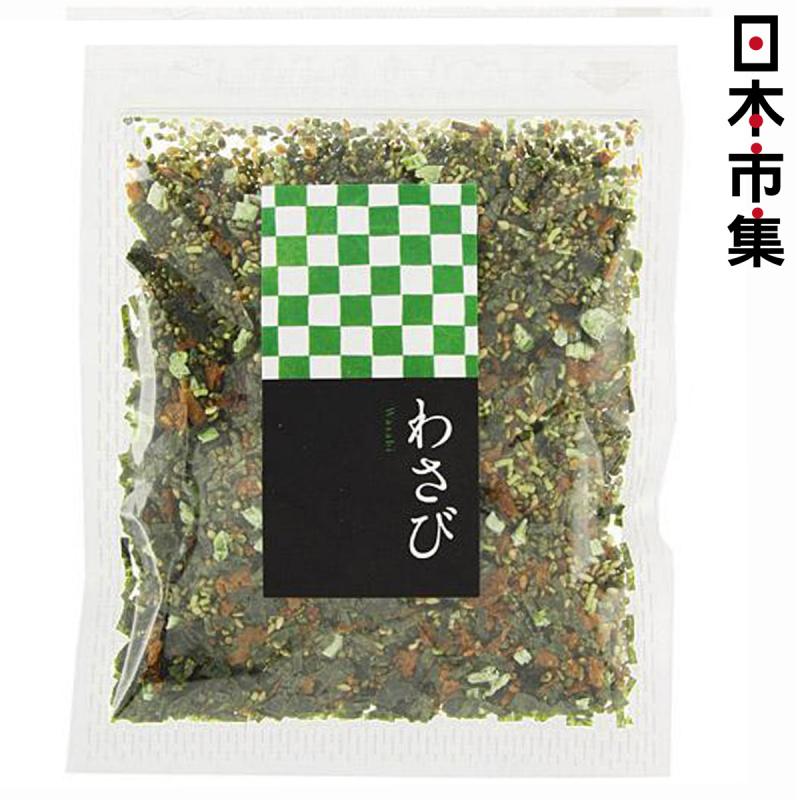 日本 熊本【フタバ】山葵紫菜飯素 48g【市集世界 - 日本市集】