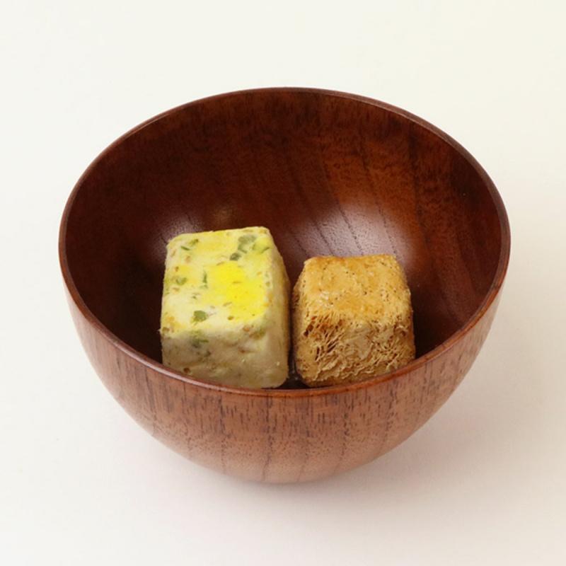 日本【新食代コスモス】無添加 增量即食芝麻綠黃蔬菜味噌湯 11.2g (2件裝)【市集世界 - 日本市集】