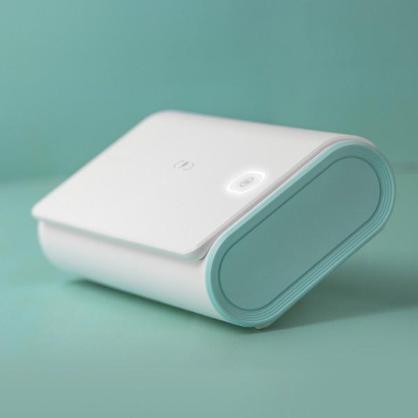 Momax Q.Power UV-C BOX 無線充電360紫外光深層消毒盒 QU6