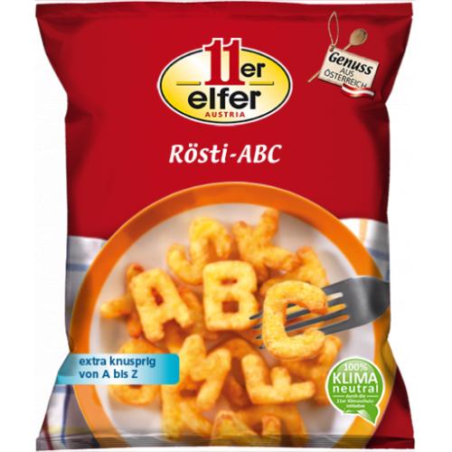 11er 奧薯脆 ABC 450g