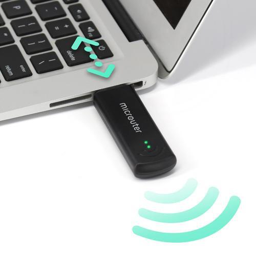 GL.iNET GL-USB150(Microuter) 便攜小型安全USB 路由器