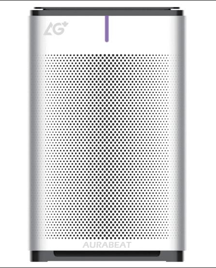 AURABEAT TECHNOLOGY AG+ 雙離子消毒空氣淨化器