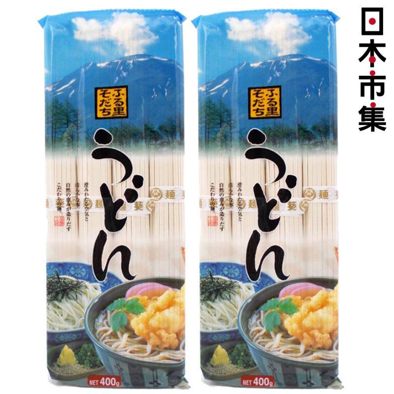 日本 葵食品 烏冬麵 400g (2件裝)【市集世界 - 日本市集】