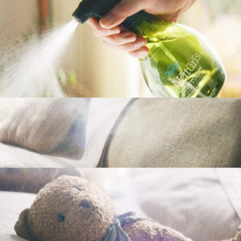 日版Febreze 薄荷葉&杜松漿果香氣 衣物布製品殺菌消臭噴霧補充裝 320ml【市集世界 - 日本市集】