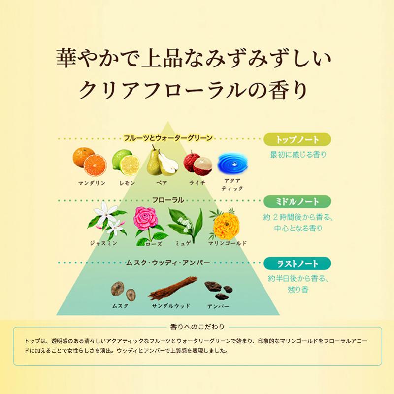 日版 肌美精Himawari 有機向日葵精油清爽修護洗髮水 500ml【市集世界 - 日本市集】