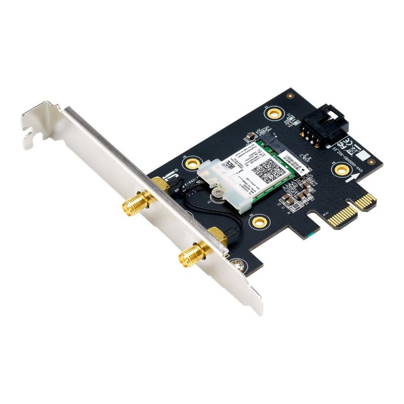 ASUS AX3000 Dual Band PCI-E WiFi 6 (802.11ax) PCe-AX3000