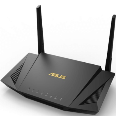 ASUS AX1800 Dual Band WiFi 6 (802.11ax) Route RT-AX56U