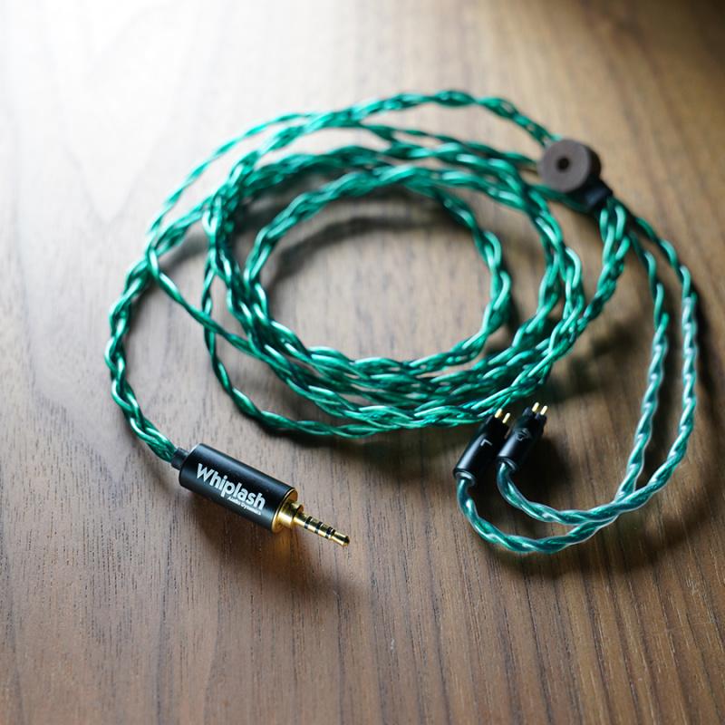Whiplash TWcu20 純銅升級線