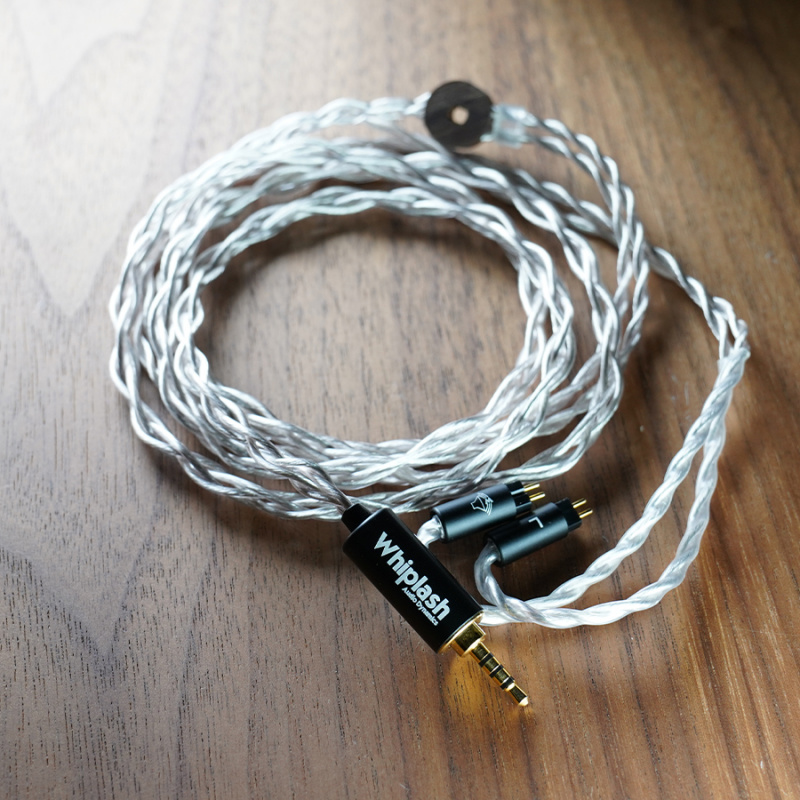 Whiplash TWag20 耳機升級線