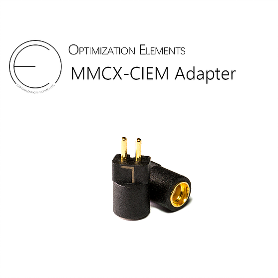 OEAudio Adapter 插頭轉換器(mmcx to 2pin / 2pin to mmcx)