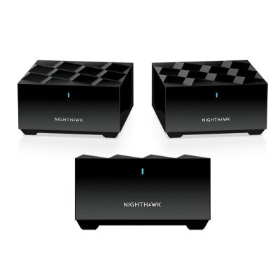 Netgear Nighthawk MK63 - 雙頻 Mesh WiFi 6 無線網絡系統 3 機套裝 (AX1800)