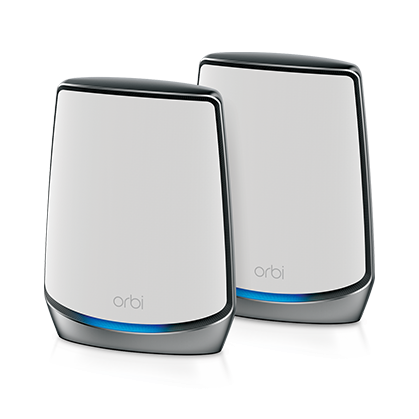 Netgear Orbi Tri-Band Mesh WiFi 6 system (RBK852) AX6000