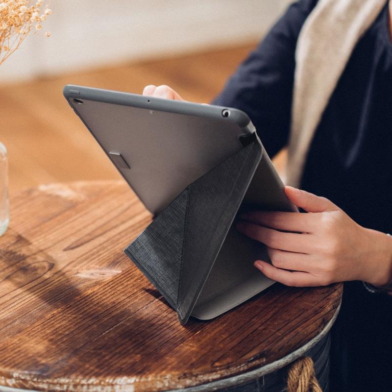 Moshi VersaCover for iPad 10.2-inch (2019, 7th Gen) 多角度前後保護套
