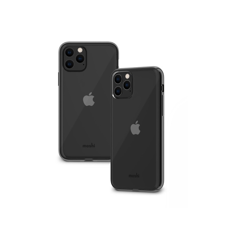 Moshi Vitros for iPhone 11 Pro 超薄透亮保護殼 - Black