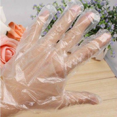 一次性手套 PE disposable gloves