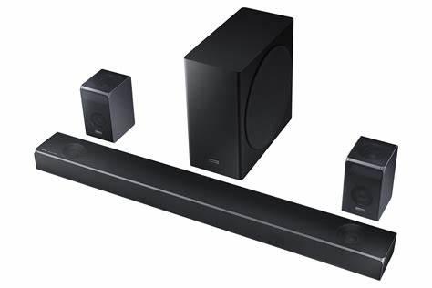 Samsung Harman Kardon 7.1.4ch Soundbar with Dolby Atmos HW-Q90R