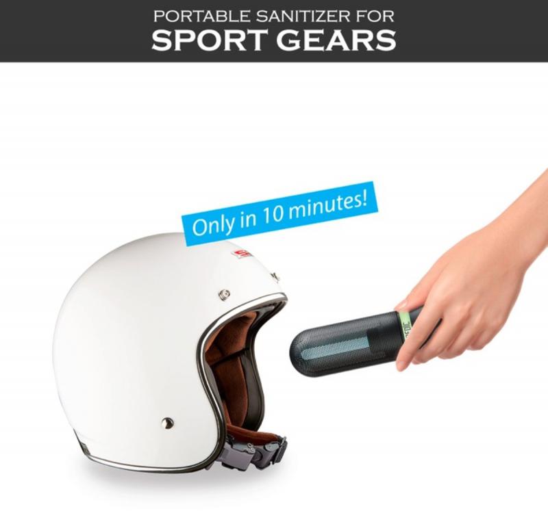Pedic Sport K1501 便攜式紫外線消毒燈 [粉色]