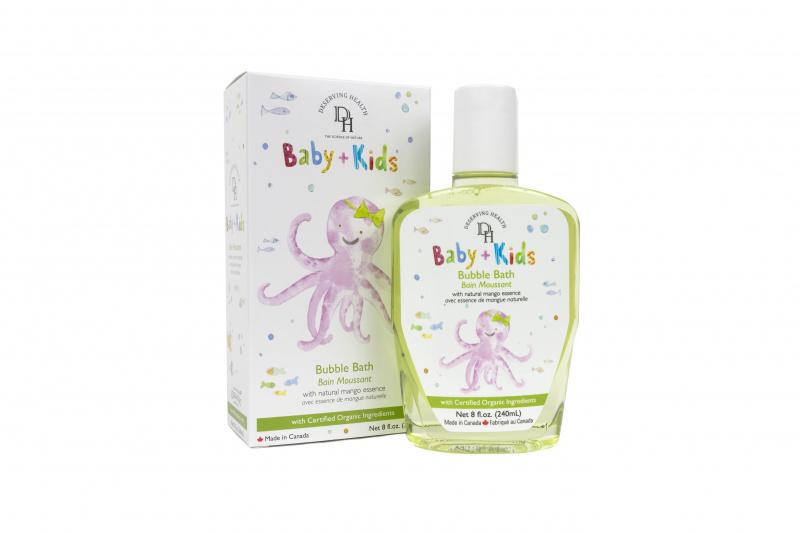 嬰兒泡泡浴 240ml