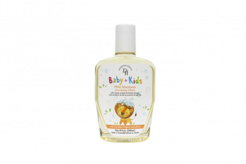 嬰幼兒溫柔洗髮精 240ml