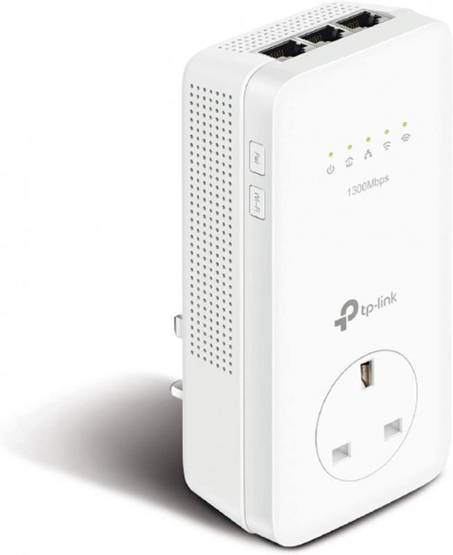 TP-Link TL-WPA8630P Wi-Fi Extender (Single Pack)