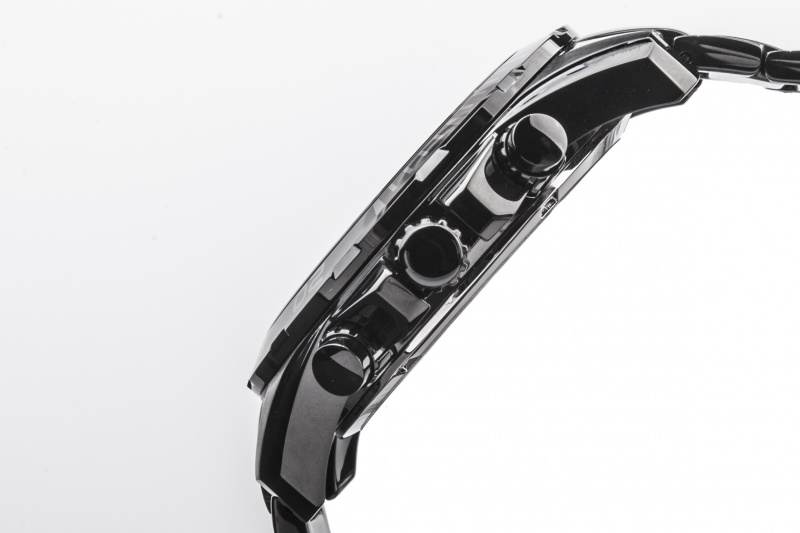 DARTH VADER WATCH PVD 黑色鋼殼 配 鋼帶
