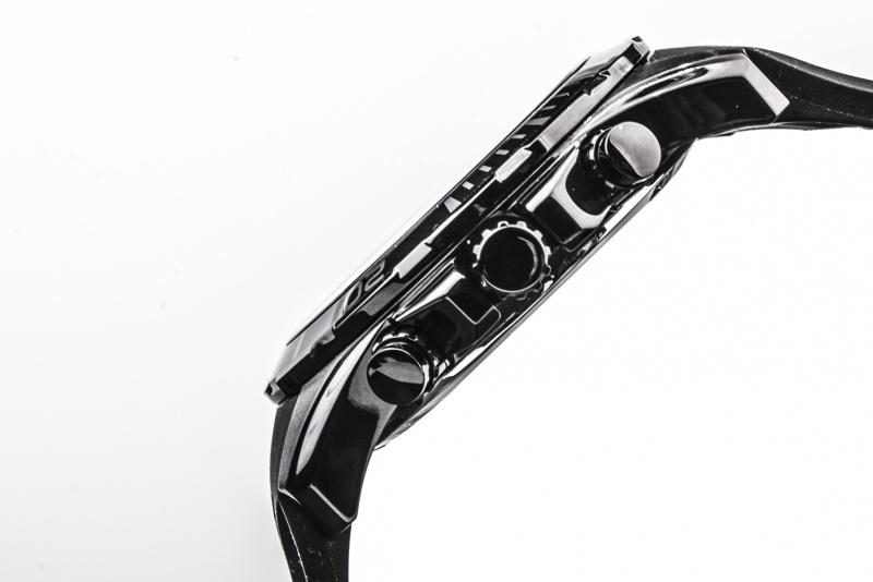 DARTH VADER WATCH PVD 黑色鋼殼 配 矽膠膠帶