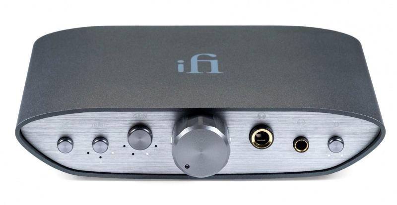 iFi audio ZEN CAN 座枱式耳擴