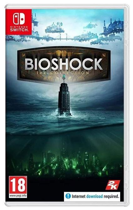 2K Games NS 生化奇兵合集 BioShock: The Collection[Switch]