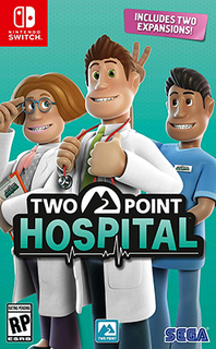 SEGA NS Two Point Hospital 雙點醫院[Switch]