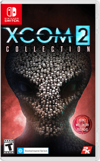 2K Games NS XCOM 2 典藏合輯[Switch]