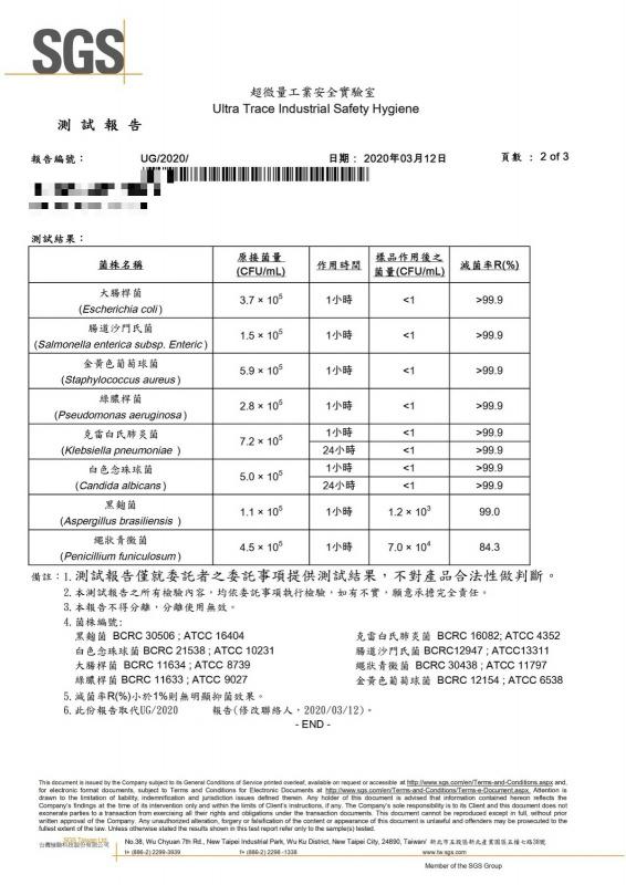 SOCI 納米科技抗菌防護噴霧 PALADINANO ARMOR 180ml